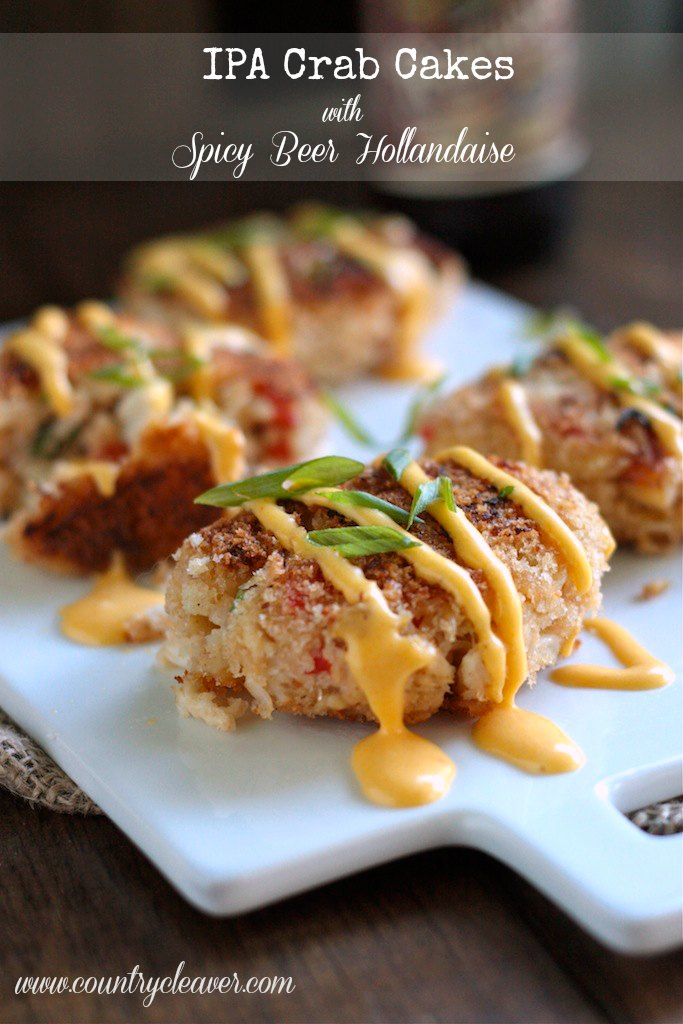 http://www.countrycleaver.com/2013/10/crab-cakes-with-ipa-hollandaise.html