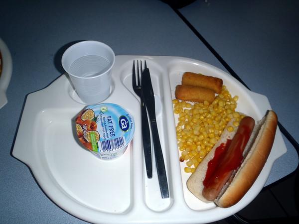 ארוחת צהרים של מרת'ה Never Seconds
