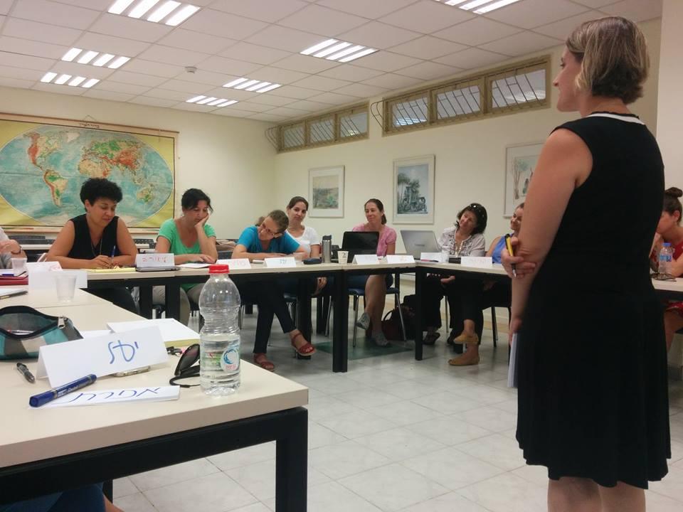 נבחרת הבלוגריות של מועצת נשים כפר סבא