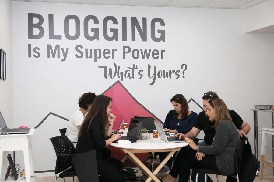 איפה לכתוב בלוג יונית צוק הבלוגריסטית